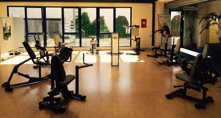 Gym80 - Zirkel Quelle: Sportbox https://www.facebook.com/SportboxDortmund?fref=ts