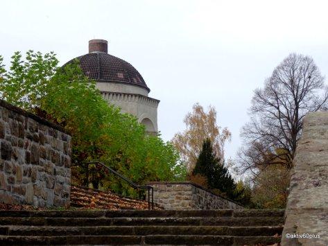 Urnenhalle/altes Krematorium