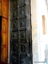 Bronzetür des Nordportals