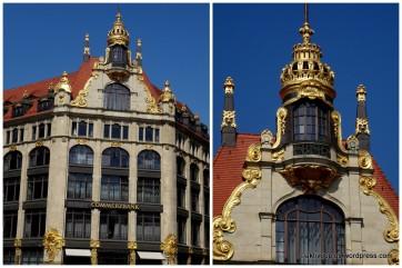 Commerzbank - früher ein Luxuxkaufhaus