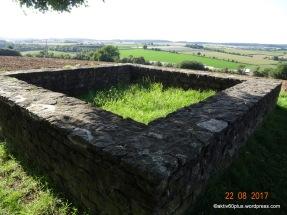 Reste eines Römerturms