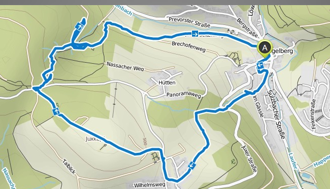 Wanderung Juxkopf-Rundweg
